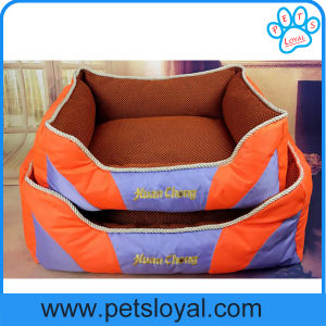 Factory All Washable Oxford Pet Dog Bed pictures & photos