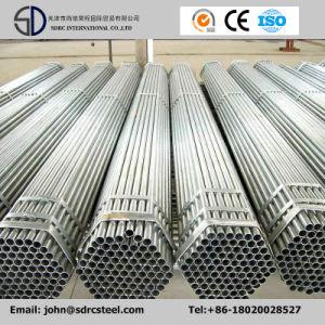 Round/ Square/ Rectangular Hot DIP Galvanized Steel Tube pictures & photos