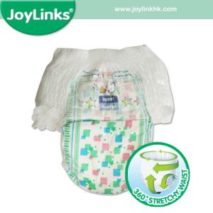 Disposable Baby Nappy Pants/ Pull Pants pictures & photos