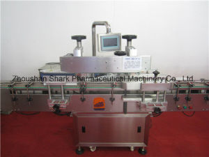 Automatic Square /Flat Bottle Lableing Pharmaceutical Machine