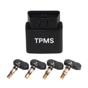 Realtime Monitor Tire Pressure and Temperature -TPMS for iPhone Android China Factory pictures & photos
