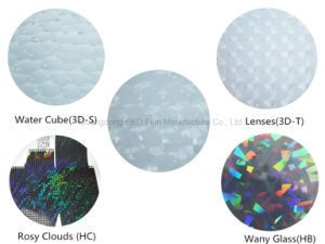 Holographic Film for Digital Printing Products pictures & photos