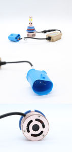 Newest Auto Accessories 4-Side High Brightest LED Car Headlight pictures & photos