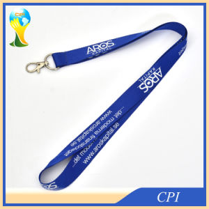 Good Printing Logo Neck Strap with Thumb Hook pictures & photos