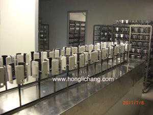 Turnkey Robot Automatic UV Spray Painting Production Line pictures & photos