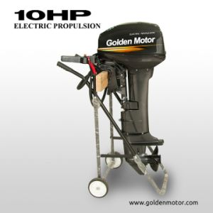 10HP Electric Boat Engine/ Electric Outboard/ Electric Outboard Propulsion for Marine pictures & photos