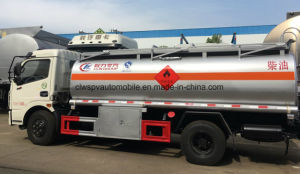 6000 L Oil Transport Truck 7 Tons Fuel Tank Dispenser Truck Price pictures & photos