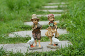 Resin Figures Garden Decoration, Outdoor Statue, Yard Decoration pictures & photos