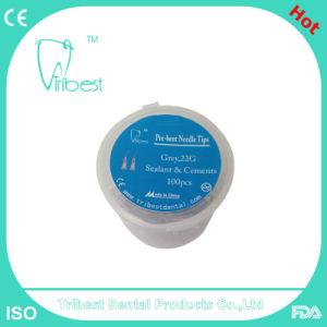 Disposable Dental Pre Bent Flow Tips pictures & photos