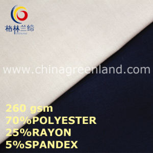 70%T/25%R Spandex Fabric for Garment Coat (GLLML445) pictures & photos