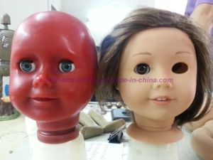 "Customized 18"" American Girl Doll Mold Vinyl Doll Sculpture Doll Prototype Doll Production pictures & photos"