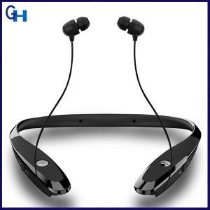 2017 Newest Noise Cancelling CSR 4.0 Sports Neckband Stereo Wireless Interphone Bluetooth Earpiece