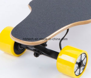 Four Wheel LG Battery Scooter Hoverboard Wireless Remote Longboard Boosted Board Electric Skateboard pictures & photos
