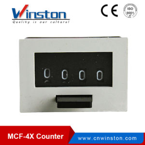 Mcf-4X Time Relay 4 Digit Counter pictures & photos