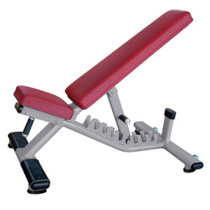 Adjustable Bench Strength Machine for Gym Equipment pictures & photos