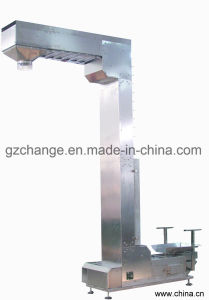 Electric stainless Steel Z Elevator pictures & photos