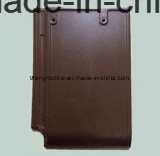 New Design Roof Tile290*450mm Terracotta Flat Roof Tile Factory Supplier Guangdong pictures & photos