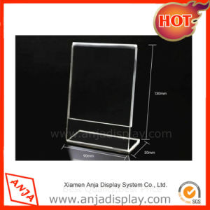 Acrylic Price Tag Holder pictures & photos