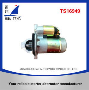 12V 1.0kw 10t Cw Starter for Nissan S114-902 17982 pictures & photos