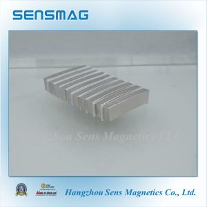 Factory of Strong Rare Earth Permanent SmCo Magnet Arc Magnet for Generator, Motor pictures & photos