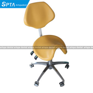 Doctor Chair Crown Seating Dentist Stool Medical Chair pictures & photos