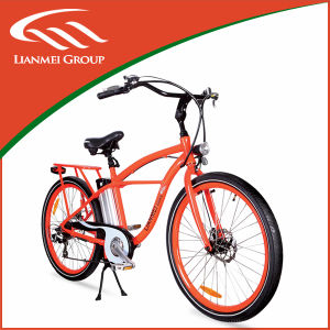 Electric Bike with 250W Rear Brushless Motor pictures & photos