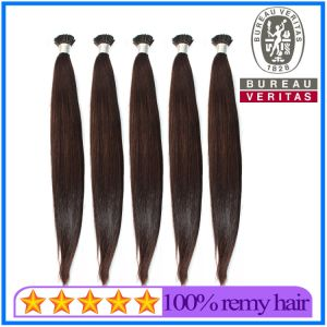Double Drawn I-Tip Hair Extension pictures & photos