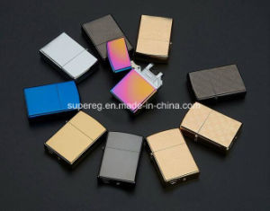 New Double Pulsed Arc Slim Windproof Cigar Lighter pictures & photos