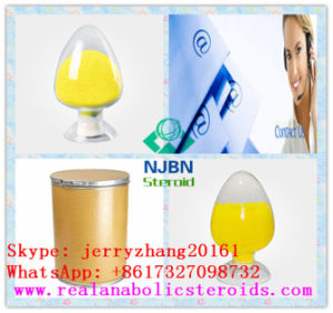 Usnea Extract Antibacterial Pharmaceutical Intermediate CAS 125-46-2 Usnic Acid pictures & photos
