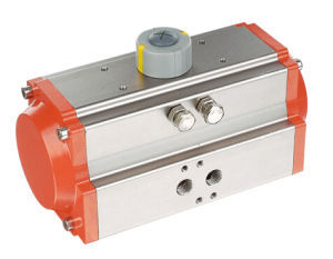 Pneumatic Actuator - Single Action Double Action Available pictures & photos