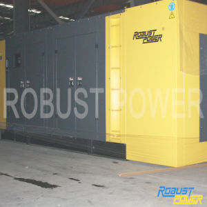 Silent Industrial Diesel Generator Sets pictures & photos