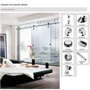 Sliding Door Hardware Frameless Shower Door Hardware pictures & photos
