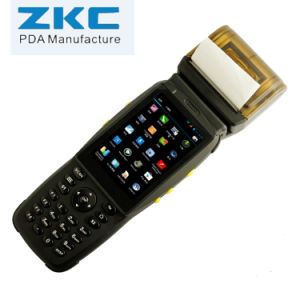 RFID GPRS 3G Android Handheld PDA with Thermal Printer pictures & photos