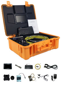 Wopson Drain Pipeline Inspection Camera with 7inch Monitor and DVR pictures & photos