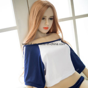 Professional Slim Japanese Real Love Doll for Male pictures & photos