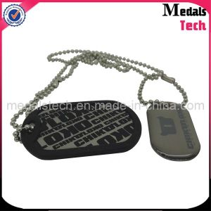 Metal Personalized Promotional Printed Cheap Country Flag Dog Tags pictures & photos