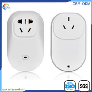 Smart Mini Shell Home Adapter Power on/off Plug pictures & photos