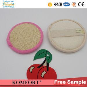 Natural Loofah Disposable Loofah Bath Pad Sponge Wholesale pictures & photos