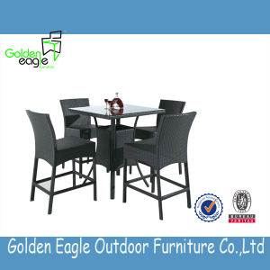 Poly Rattan Furniture, Rattan Outdoor Furniture, Outdoor Dining Set pictures & photos