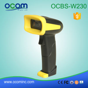 USB Wireless 2D Barcode Scanner pictures & photos