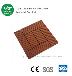 Senyu Wholesale WPC DIY Decking pictures & photos