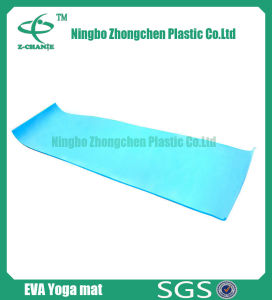Embossed Anti-Slip TPE Yoga Mat Elegant Design High Density Yoga Mat pictures & photos