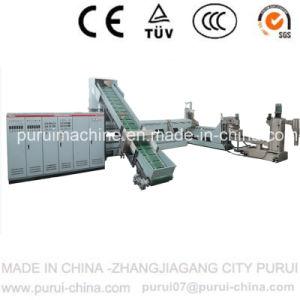 Single Screw Plastic Pelletizing Machine for PP+OPP Film pictures & photos