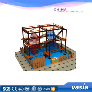 Vasia Safety High Ropes Courses for Sale (VS5-6191A) pictures & photos
