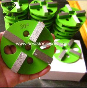 Diamond Metal Grinding Block for Grinding Concrete