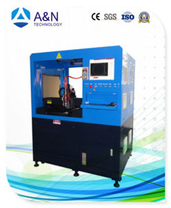 500W Fiber Laser Cutting Machine with Power-Saving Continuous Wave