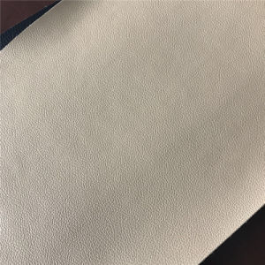 Durable Soft 1.0mm to 3.0mm Bovine Fiber Leather for Carseat pictures & photos