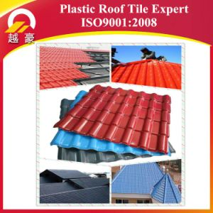 30years Warranty Brick Red ASA Plastic Roof Tiles pictures & photos