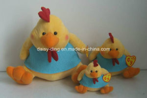 Plush Brown Standing Turkey Toys pictures & photos