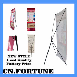 Hot Sale X Banner Stand for Your Best Choice pictures & photos